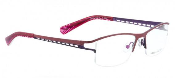 BELLINGER OPAL glasses in Red Pearl