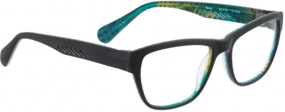 BELLINGER NOVA glasses in Black Yellow