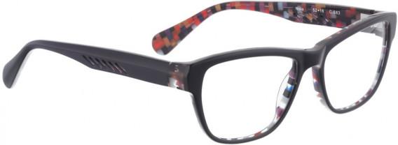 BELLINGER NOVA glasses in Purple Pattern