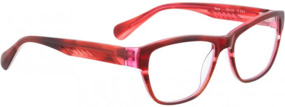 BELLINGER NOVA glasses in Red
