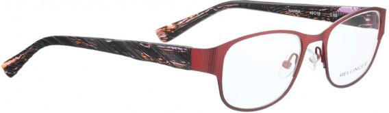 BELLINGER NANNA glasses in Aubergine