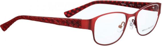 BELLINGER NANNA glasses in Shiny Red