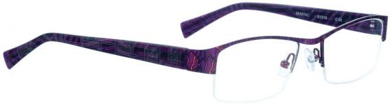 BELLINGER MUMTAC glasses in Purple Pattern