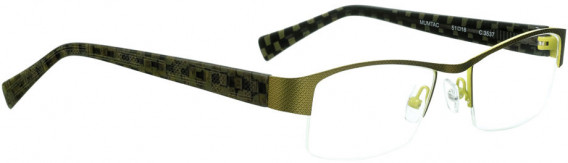 BELLINGER MUMTAC glasses in Green