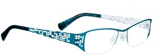 BELLINGER MOSAIC glasses in Petroleum
