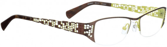 BELLINGER MOSAIC glasses in Shiny Brown