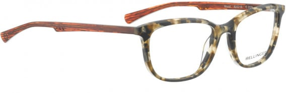 BELLINGER MOOD glasses in Brown Pattern/Orange
