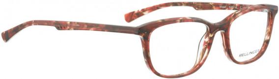 BELLINGER MOOD glasses in Red Pattern