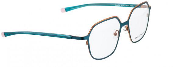 BELLINGER MISTY-200 glasses in Blue