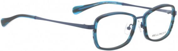 BELLINGER LOOP-2 glasses in Blue