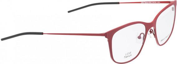 BELLINGER LESS-TITAN-5932 glasses in Red