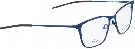 BELLINGER LESS-TITAN-5931 glasses in Blue
