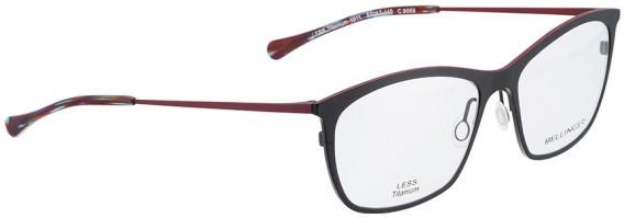 BELLINGER LESS-TITAN-5911 glasses in Black