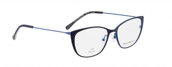 BELLINGER LESS-TITAN-5894 glasses in Blue Purple