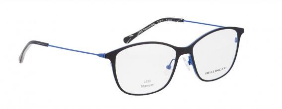BELLINGER LESS-TITAN-5893 glasses in Black