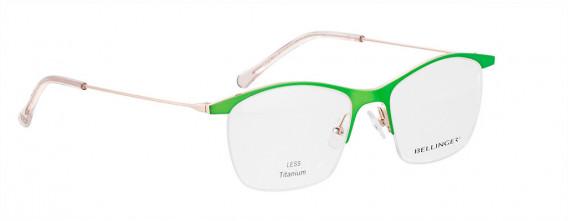 BELLINGER LESS-TITAN-5892 glasses in Green