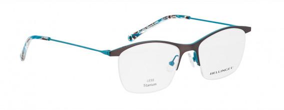 BELLINGER LESS-TITAN-5892 glasses in Brown
