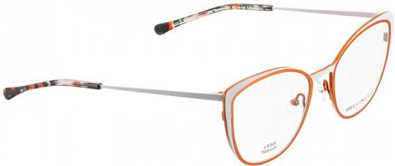 BELLINGER LESS-TIT-5981 glasses in Matt Copper