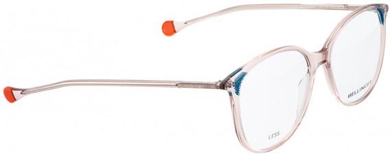 BELLINGER LESS-ACE-2012 glasses in Rose Transparent