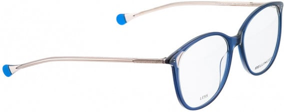 BELLINGER LESS-ACE-2012 glasses in Blue Transparent