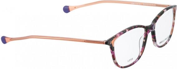 BELLINGER LESS-ACE-2011 glasses in Purple Pattern