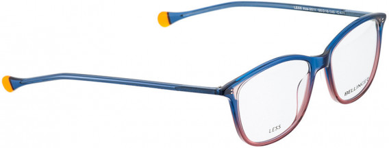BELLINGER LESS-ACE-2011 glasses in Blue