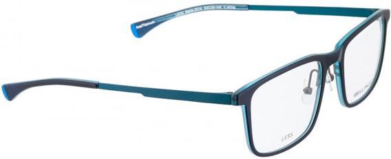 BELLINGER LESS2014 glasses in Matt Blue