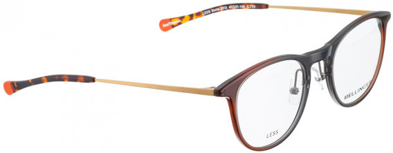 BELLINGER LESS2013 glasses in Grey Brown