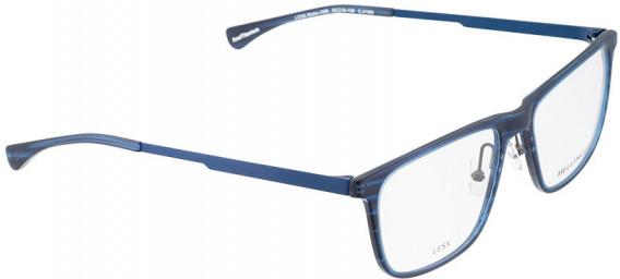 BELLINGER LESS1989 glasses in Matt Blue
