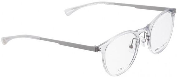 BELLINGER LESS1988 glasses in Crystal