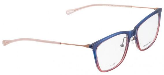 BELLINGER LESS1987 glasses in Matt Blue