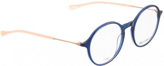 BELLINGER LESS1986 glasses in Matt Blue