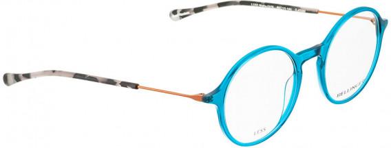 BELLINGER LESS1986 glasses in Matt Turquoise
