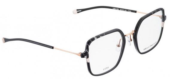 BELLINGER LESS1985 glasses in Black