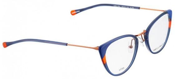 BELLINGER LESS1984 glasses in Blue
