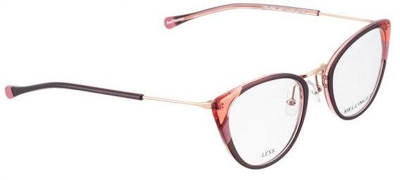 BELLINGER LESS1984 glasses in Brown/Pink