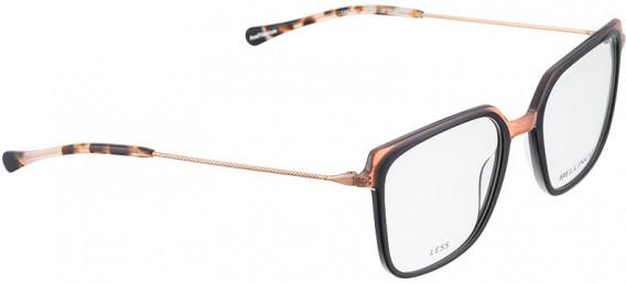 BELLINGER LESS1982 glasses in Black