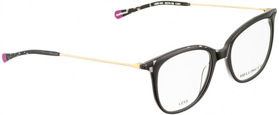 BELLINGER LESS1981 glasses in Black