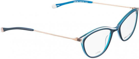 BELLINGER LESS1980 glasses in Blue