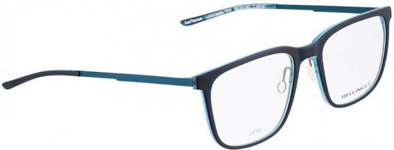 BELLINGER LESS1934 glasses in Matt Blue