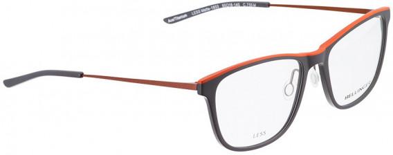BELLINGER LESS1933 glasses in Matt Grey