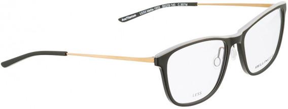 BELLINGER LESS1933 glasses in Matt Green