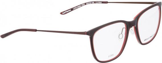 BELLINGER LESS1932 glasses in Matt Brown