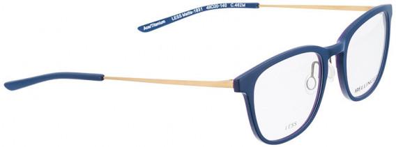BELLINGER LESS1931 glasses in Matt Blue