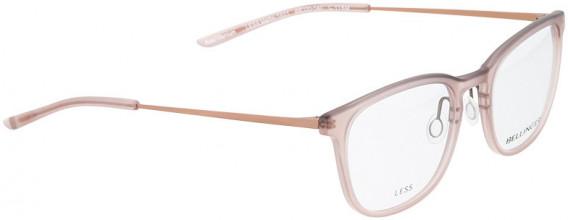 BELLINGER LESS1931 glasses in Matt Transparent