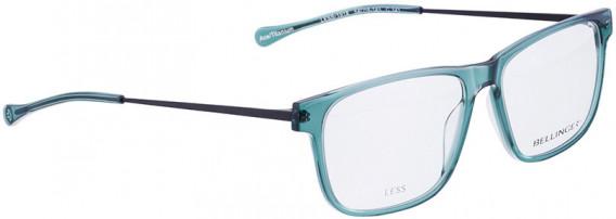 BELLINGER LESS1918 glasses in Green