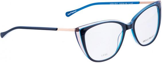 BELLINGER LESS1917 glasses in Blue