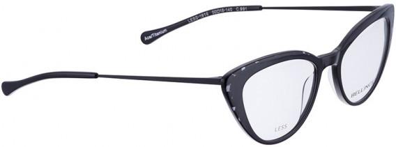 BELLINGER LESS1916 glasses in Black