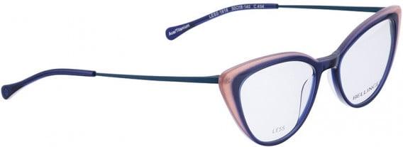 BELLINGER LESS1916 glasses in Blue