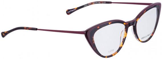 BELLINGER LESS1916 glasses in Purple